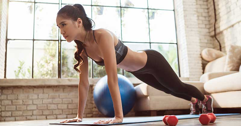 Finding a good personal trainer or working out on your own