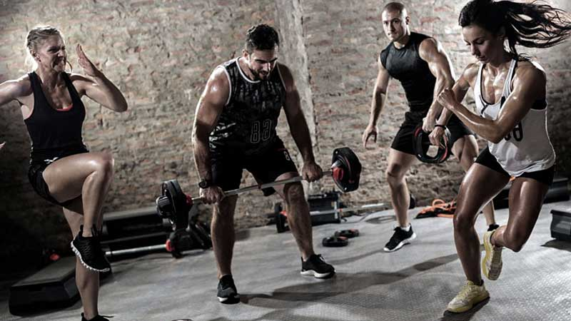 Metabolic training in your exercise program