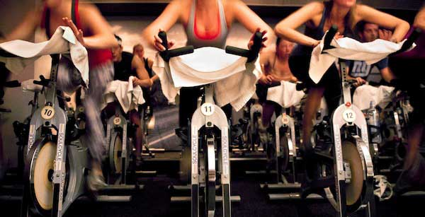 DOMS come easily from Bootcamp and Spin Class
