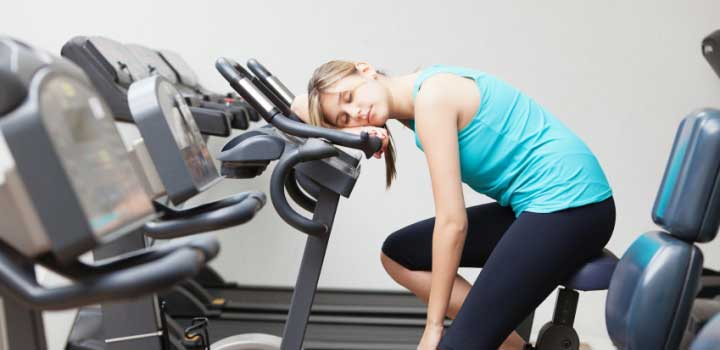 DOMS can be cured by going back to the gym
