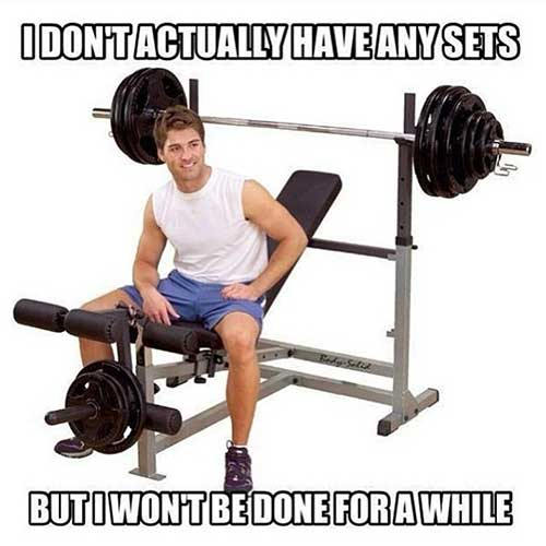 Allow other members of the gym to work in